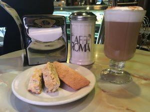 My breakfast before jury duty.